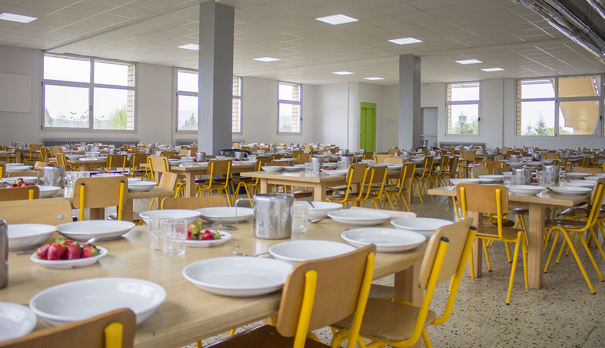 Beautiful comedor colegio photos casas ideas dise os - Colegio comedor ...